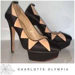 Charlotte Olympia Origami Pump
